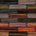 Natural wooden surface made from dried boards Stock Photography