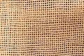 Natural Woven Material Royalty Free Stock Image