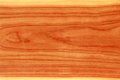Naturaly colored wooden timber Royalty Free Stock Photo