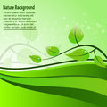 Nature Abstract Background Royalty Free Stock Photo