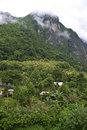 Nature Around Nong Khiaw Village