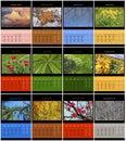 Nature Calendar For 2015