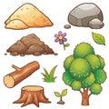 Nature element
