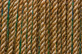 Nature fiber rope background Stock Photography