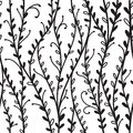 Nature Floral Pattern Background