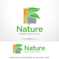 Nature Logo Template Design Vector