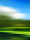 Nature Motion Blur Background