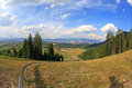 Nature in region Liptov, Slovakia