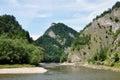 Nature reserve Pieniny, Slovakia, Europe