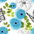 Nature Seamless Pattern