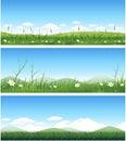 Nature Spring Landscape