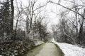 Nature Trail In Ohio