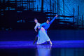 """Naughty boy dance drama """"the dream of maritime silk road"""" centers on the plot two generations a sailor family in southern Stock Images"""