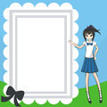 Naughty Student Diary and notepad. Royalty Free Stock Photography