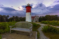 Nauset lighthouse cape cod ma Stock Photos