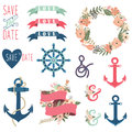 Nautical Flower Wedding Collections