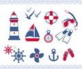 Nautical icons