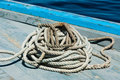 Nautical rope Royalty Free Stock Photo