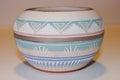 Navajo Bowl Royalty Free Stock Photo
