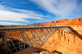 Navajo bridge Royalty Free Stock Photo