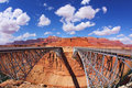 The Navajo Bridge Royalty Free Stock Photo
