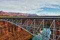 Navajo Bridge Royalty Free Stock Photo