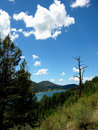 Navajo Lake Royalty Free Stock Photo