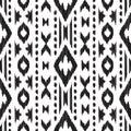 Navajo seamless pattern.