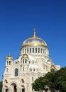 Naval Cathedral of St. Nicholas Royalty Free Stock Photo