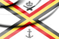 Naval Ensign of Belgium.