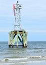 Navigation beacon Royalty Free Stock Photo