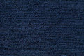 Navy blue background from soft textile material. Fabric with natural texture. Royalty Free Stock Photo