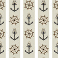 Navy pattern Royalty Free Stock Images