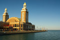 Navy Pier Grand Ballroom Royalty Free Stock Photo
