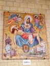 Nazareth Basilica Icon from Slovakia 2010