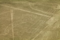 Nazca lines Royalty Free Stock Photo