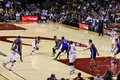 NBA basketball Royalty Free Stock Photo