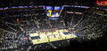 NBA game Royalty Free Stock Photo