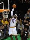 NBA Royalty Free Stock Photo