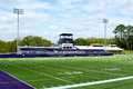 Ncaa division three football stadium this is the field at millsaps college an school located in jackson mississippi and home of Stock Photography