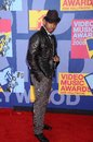 Ne yo at the mtv video music awards paramount pictures studios los angeles ca Stock Photography