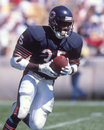 Neal anderson chicago bears rb image taken from color slide Stock Photos