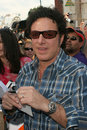 Neal schon at journey s induction into the hollywood walk of fame hollywood blvd hollywood ca Royalty Free Stock Photos
