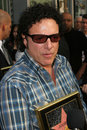 Neal schon at journey s induction into the hollywood walk of fame hollywood blvd hollywood ca Royalty Free Stock Photo