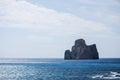 Nebida island of sardinia italy Royalty Free Stock Photography