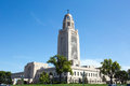 Nebraska State Capitol Royalty Free Stock Photo