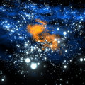 Nebula_01 Royalty Free Stock Images