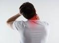Cuello dolor