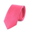 Neck tie rolled up on a white background Royalty Free Stock Photography
