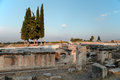 Necropolis of Hierapolis Royalty Free Stock Image